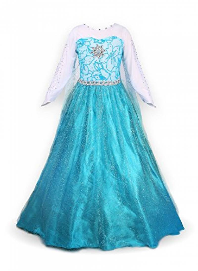 Robe de reine ds neiges \u003d\u003e faire
