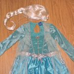 robe disney elsa TOP 2 image 1 produit