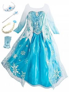 robe disney reine dés neiges TOP 12 image 0 produit