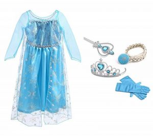robe disney reine dés neiges TOP 5 image 0 produit