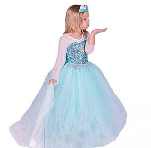 robe disney reine dés neiges TOP 7 image 0 produit