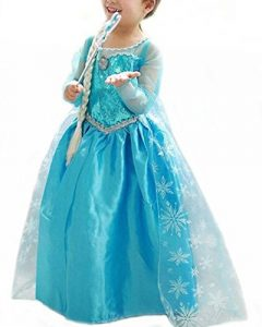 robe reine dés neiges disney TOP 1 image 0 produit
