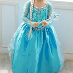 robe reine dés neiges disney TOP 1 image 2 produit